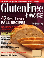 Living Without's Gluten Free & More1