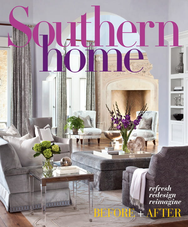 Southern home decorating magazines - Home decor