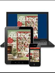 American Patchwork & Quilting - Digital