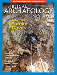 Biblical Archaeology Review0