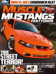 Muscle Mustangs & Fast Fords0